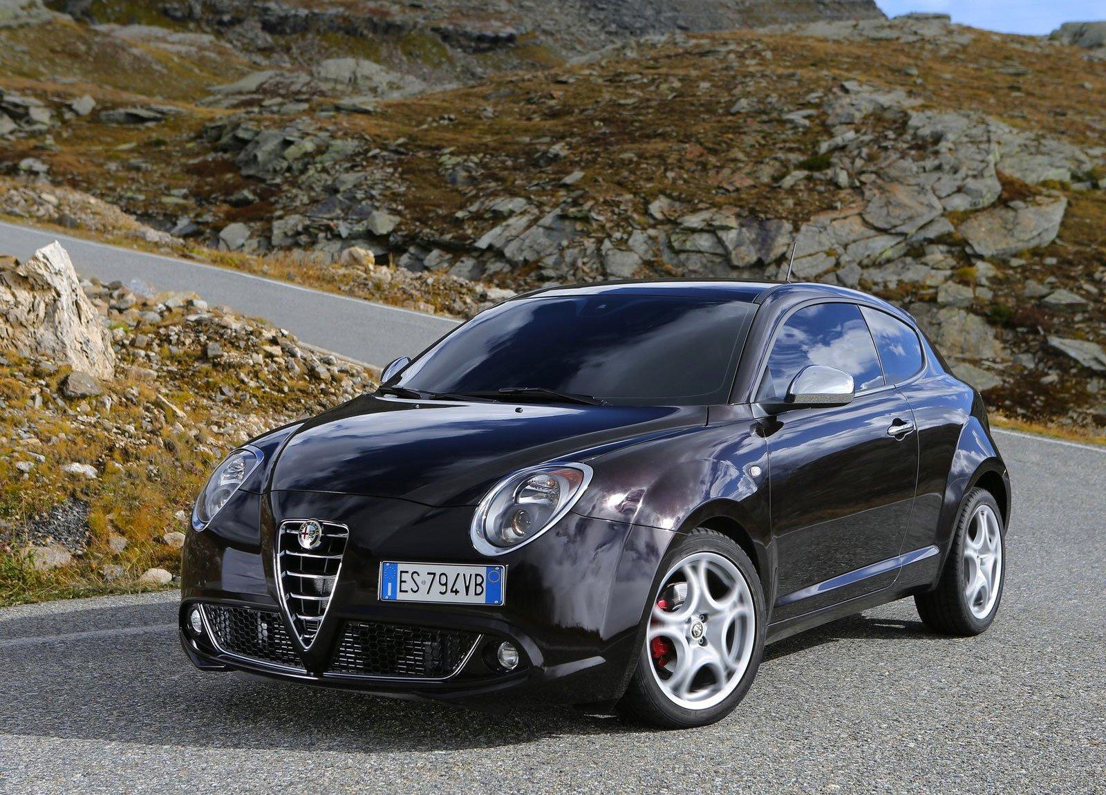 Nuova Alfa Romeo MiTo 2019