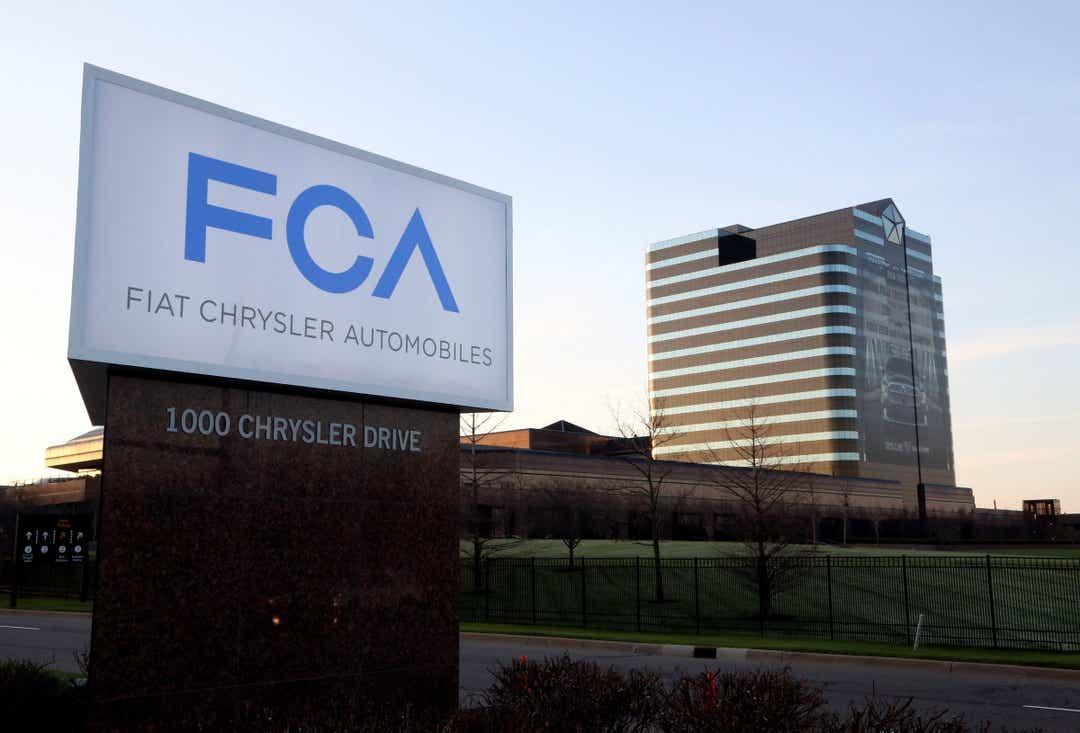 Da FCA 1 milione di mascherine al mese, per gli USA