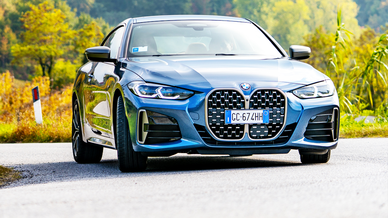 Nuova BMW Serie 4 2020