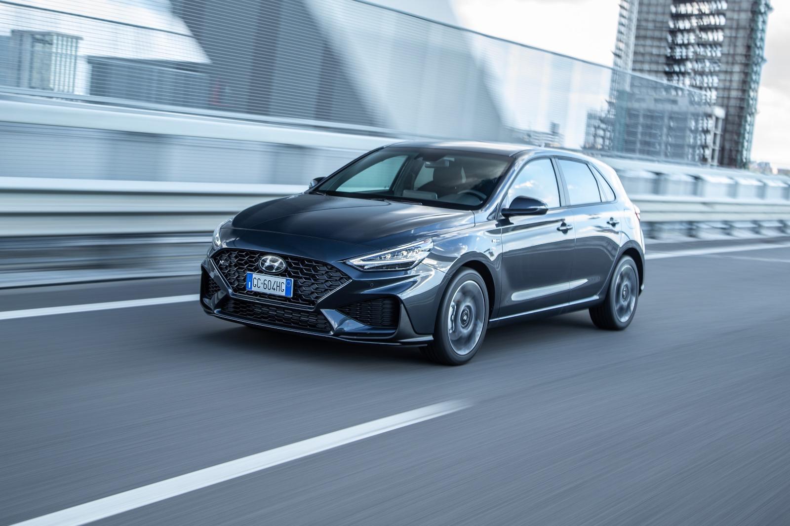 Nuova Hyundai i30 2020 restyling