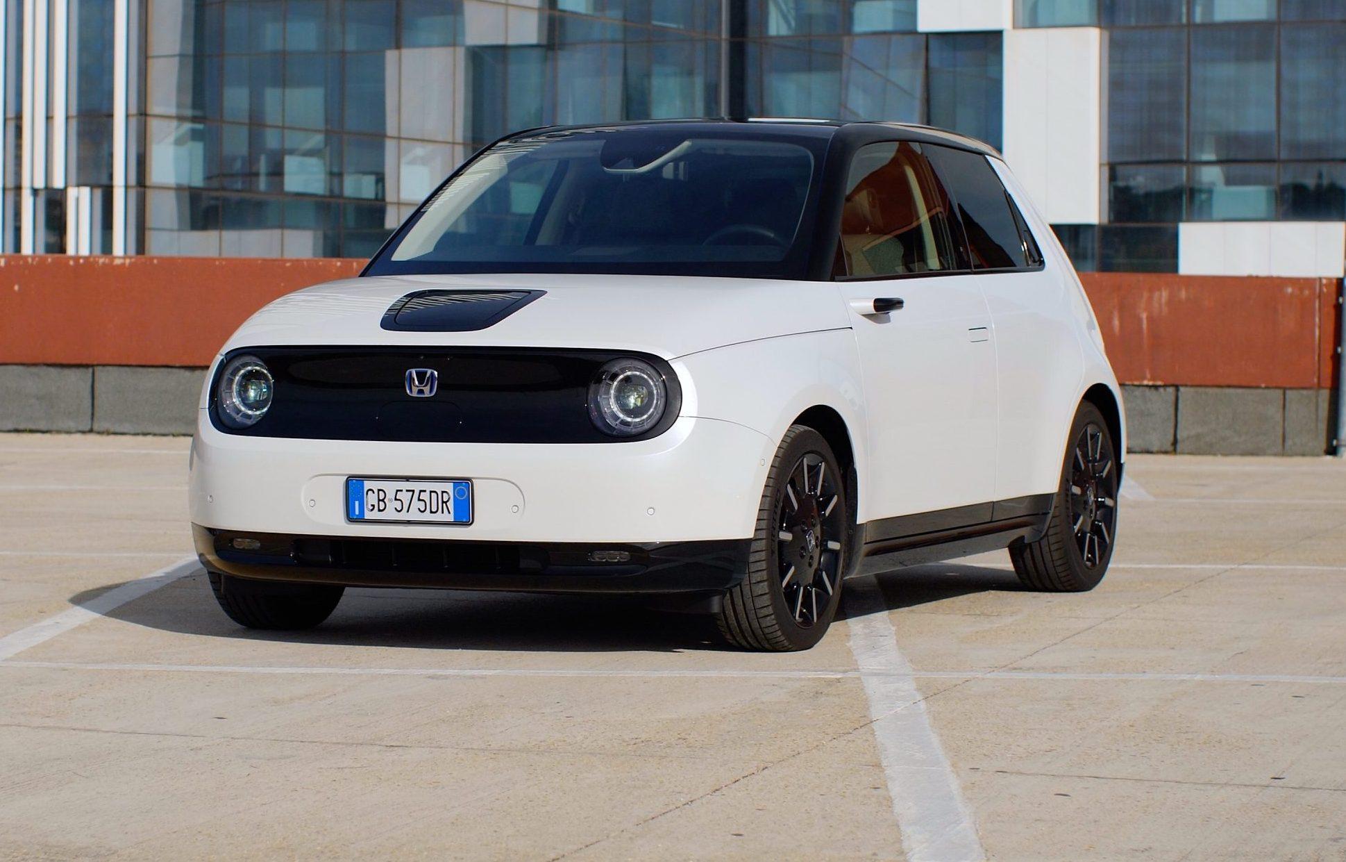 Nuova Honda e elettrica